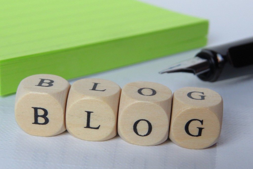 5 Reasons Fiction Writers Should Blog