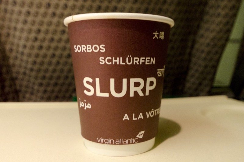 Excerpt Critique: Coffee In a Paper Cup