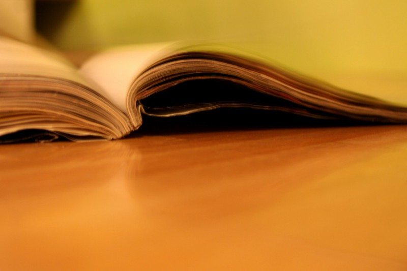 "Literary Journal Seeks ""Features Editor"" & ""Fiction Director"""