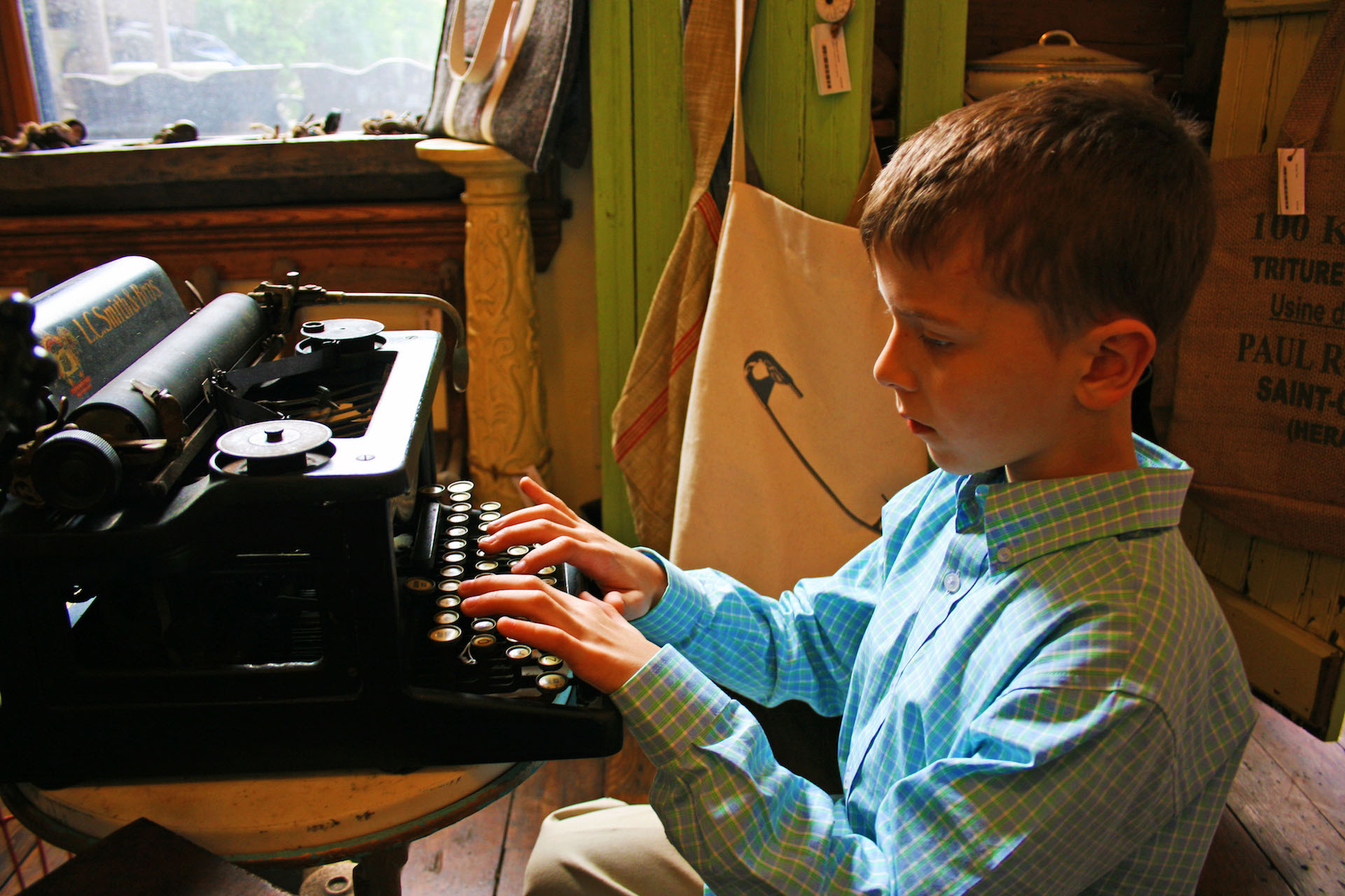 Novel Writing Tips From A 7-Year-Old Genius