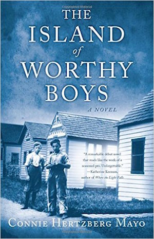 The Island of Worthy Boys book cover