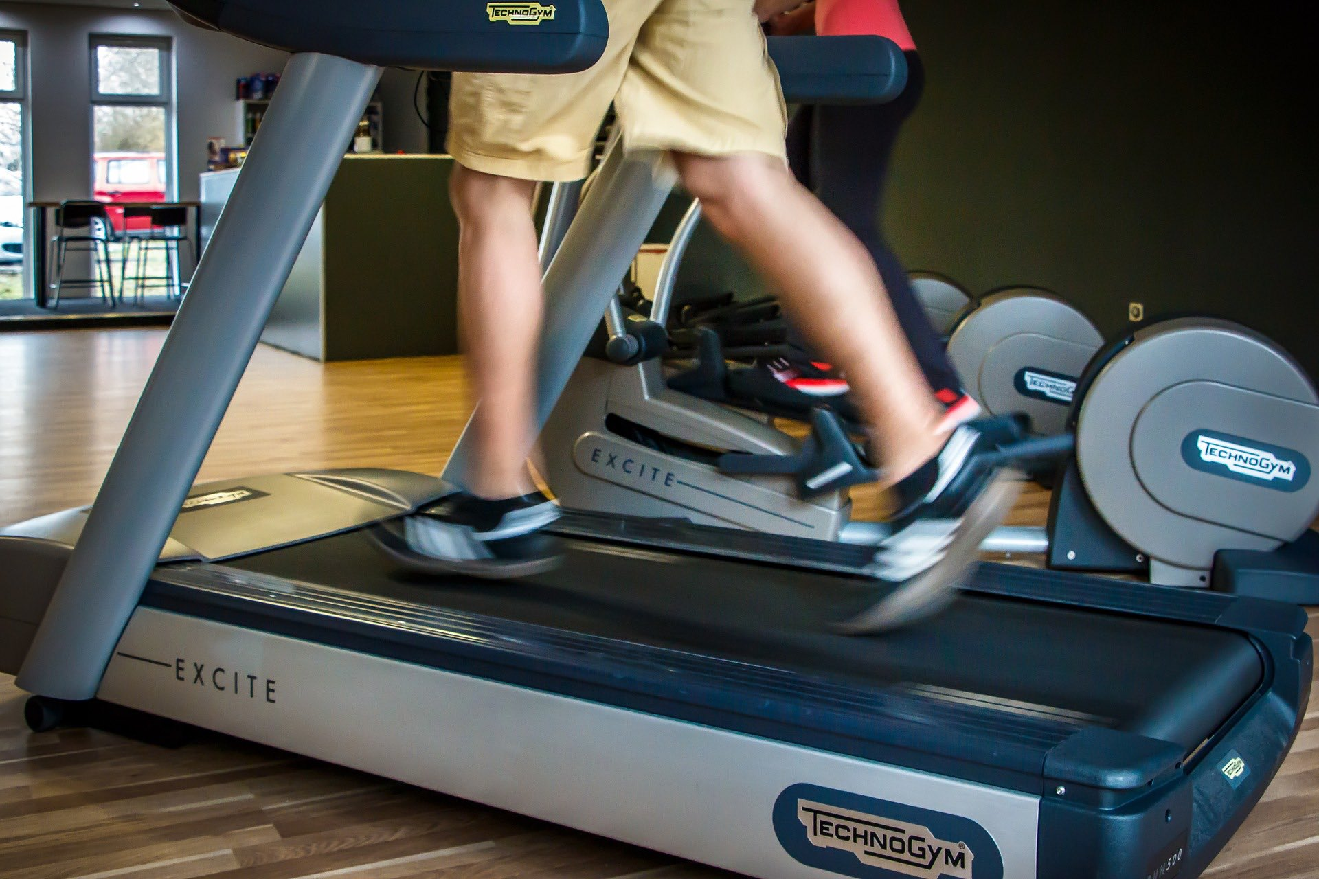 Treadmill Desks and Productivity for Writers